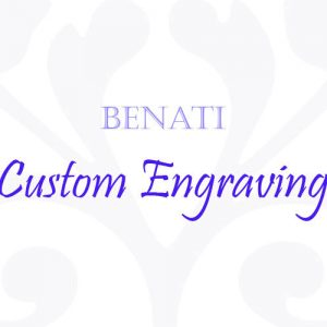 Custom laser engraving service