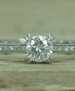 Diamond Engagement Ring, Antique Engagement Ring
