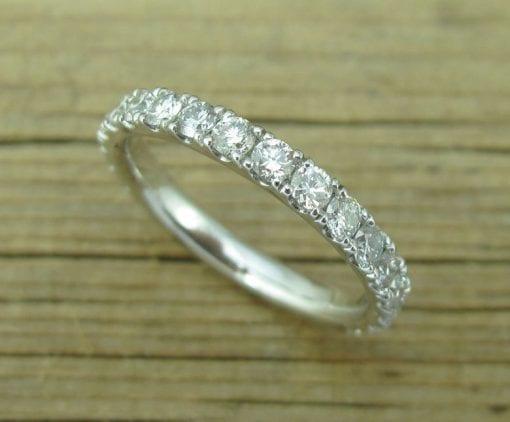 Eternity Band, 1 ct Diamond Eternity Ring
