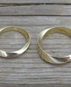 His And Hers Wedding rings set, Wedding rings set