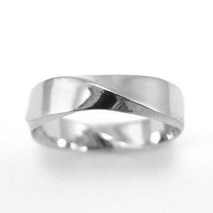 Mobius Wedding Rings