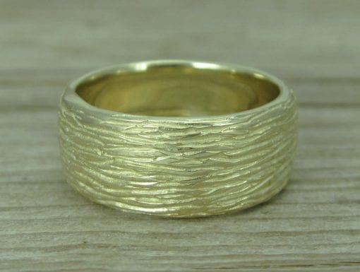 wedding ring, Twig Ring