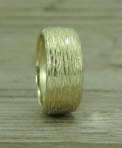 wedding ring, Twig Ring