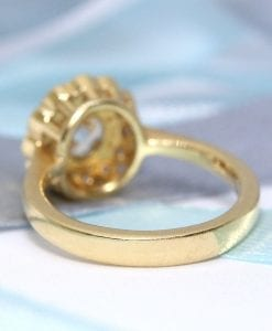 Diamond Engagement Ring, Vintage Engagement Ring