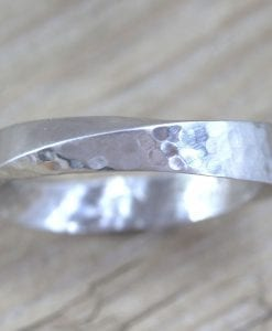 Mobius Wedding Band, Mobius Band