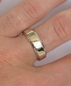 mend wedding band